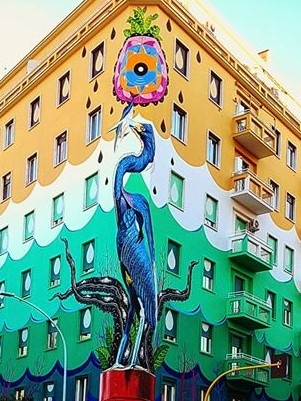 murales ecologico