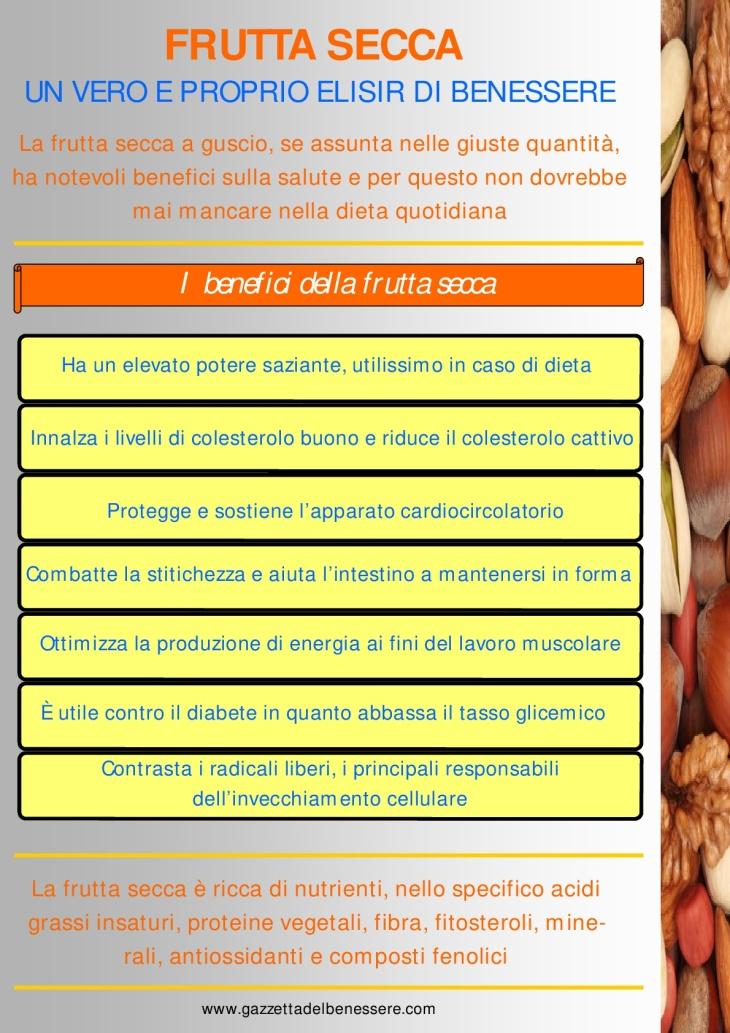 1 i benefici della frutta secca
